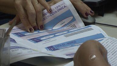 Mais de 230 mil famílias irão deixar de pagar a taxa de lixo em Salvador - Anúncio foi feito em coletiva com o prefeito ACM Neto.