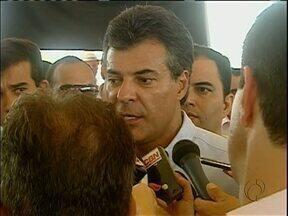 Beto Richa confirma que vai fazer mudanças na área de segurança em Maringá - Ele esteve na região para acompanhar as obras de duplicação da PR-317 entre Floresta e Campo Mourão