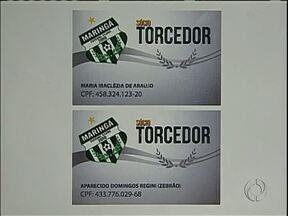 Maringá Futebol Clube lança cartão sócio torcedor - O dinheiro arrecadado vai ser investido no time