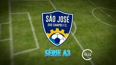 FPF oficializa e Joseense passa a ser São José dos Campos Futebol Clube - Nome é oficialmente divulgado no site da Federação Paulista de Futebol na tarde desta sexta-feira. Cores mudam de amarelo e preto para azul e amarelo.