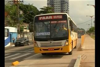 Começaram a circular em Belém os ônibus expressos na avenida Almirante Barroso - A expectativa é reduzir o tempo das viagens no trecho entre o entroncamento e São Braz.