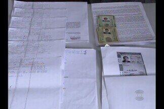 Estelionatários são presos no Brejo paraibano - Um dos acusados teria se passado por médico para fazer empréstimo.