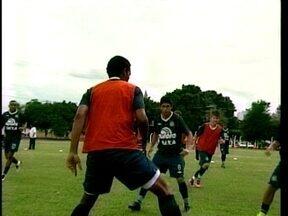 Chapecoense embarca com mudanças para enfrentar o Joinville pelo Catarinense - Chapecoense embarca com mudanças para enfrentar o Joinville pelo Catarinense