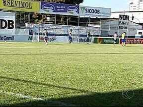 URT busca primeira vitória no Mineiro diante o Tupi, em Patos de Minas - Suspenso, zagueiro Marcelo será substituído por André Alves. Jogo é às 20h desta quarta-feira, no Estádio Zama Maciel