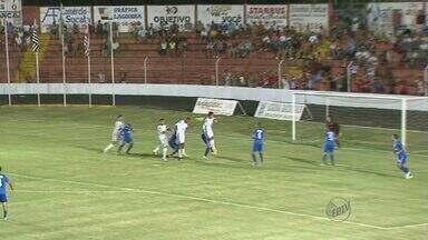 Batatais e Monte Azul empatam na Série A2 - No Oswaldo Scatena, Fantasma abriu 2 a 0, mas Azulão reagiu