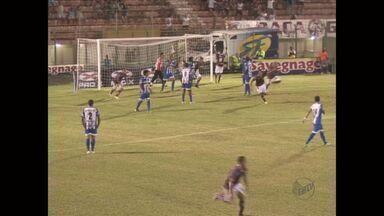 Sertãozinho bate Matonense e vence a primeira na Série A3 - Touro dos Canaviais faz lição de casa e derrota Sema, que estreou técnico Edson Vieira.