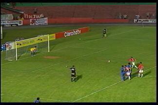 Passo Fundo empata contra o Aimoré em casa - O ídolo Felipe marcou o gol da partida.