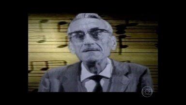 Composições de Ary Barroso são conhecidas nas vozes de outros cantores - Ary Barroso foi um dos gênios da MPB, mesmo tendo plantado um originalíssimo coqueiro que dá coco, nos versos de Aquarela do Brasil