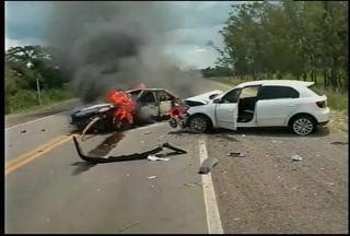 Morre vítima do acidente na BR 392, em São Sepé - A vítima morreu no último domingo em decorrência dos ferimentos do acidente