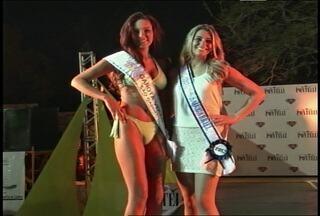 São Gabriel, RS, escolheu sua representante no Garota Verão - Letícia Soares, de 17 anos, foi a vencedora da etapa municipal.
