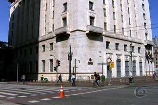 Ex-mulher de acusado da Máfia do ISS presta depoimento no Ministério Público de SP - Luis Alexandre Magalhães confessou ter participado do esquema que desviou R$ 500 milhões. Segundo os promotores, Ana Luzia contou que não desconfiava que ele estivesse envolvido em algo ilícito.