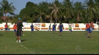 CSP tem mais uma chance de se tornar líder do Paraibano - Tigre encara o Santa Cruz de Santa Rita nesta quarta-feira, no Estádio Almeidão.