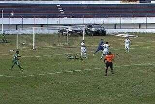 Confiança vence o Coritiba: 1 x 0 - Partida aconteceu no Estádio Presidente Médice, em Itabaiana, neste domingo (23).