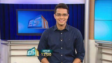 Confira os destaques do ESTV 1ª edição de hoje (24) - As principais notícias do Espírito Santo estão no ESTV 1ª Edição. De segunda a sábado, 12h, na TV Gazeta.