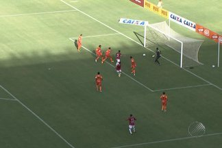 Confira os gols dos times do interior na rodada do último fim de semana do Baianão - No sábado teve rodada dupla no Estádio de Pituaçu.