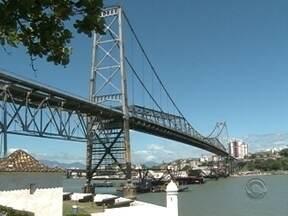 Obras da Ponte Hercílio Luz podem novamente ser interrompidas, mesmo após muitas promessas - Obras da Ponte Hercílio Luz podem novamente ser interrompidas, mesmo após muitas promessas