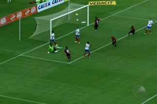 Primeiro BAVI do ano termina em empate no Estádio de Pituaçu - Além da disputa em campo, a briga foi boa também nas arquibancadas e nos bastidores.