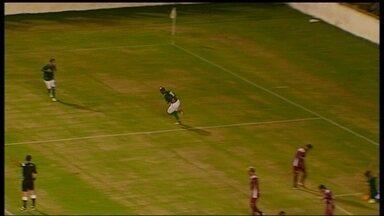 Gama vence Santa Maria e segue invicto no Campeonato Brasiliense - Time vence com gol, de cabeça, de Pimenta.