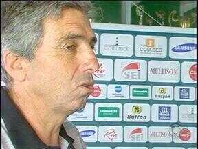 São Paulo-RG tem novo técnico - Gauchão 2014 já tem oito técnicos demitidos.