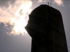 Missa celebra 10 anos de monumento em Caxias do Sul, RS - Celebração começa às 11 da manhã deste domingo no Monumento Jesus Terceiro Milênio.