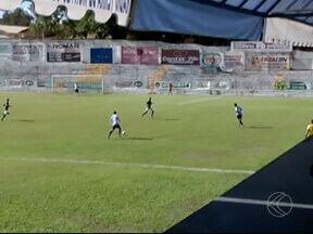 Uberlândia perde para o Montes Claros e perde a liderança do grupo B do Módulo II - Na vitória por 2 a 1 para o time da casa, Rômulo e Pêu marcam. Daniel Morais desconta para o Verdão