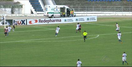 Campinense goleia o Atlético de Cajazeiras no Amigão - Raposa faz 5 a 1 no Trovao Azul, dá uma aliviada na crise e encosta no G-2 do Campeonato Paraibano.