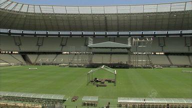Polícia vai reforçar segurança para o show de Elton John em Fortaleza - Show ocorre na quarta-feira no Castelão.