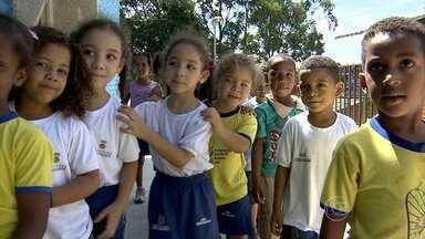 Faltam vagas em creches mantidas pela Prefeitura de Belo Horizonte - Segundo a PBH, a lei determina que até 2016 os municípios ofereçam vagas a todas as crianças de 4 e 5 anos de idade.