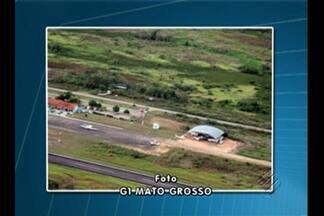 Avião é roubado em Ourilândia do Norte e cai no estado do Mato Grosso - Avião estava no aeroporto de Ourilândia do Norte e foi roubado por dois homens, que pilotaram o avião até sua queda em Cotriguassú, no Mato Grosso.