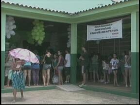 Mais de 20 mil alunos estaduais e municipais de Alegrete, RS, voltaram às aulas - Expectativa do ano letivo ficou por conta dos alunos.