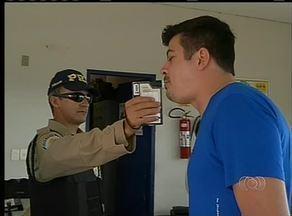 Polícia Rodoviária Federal divulga balanço parcial da operação de carnaval - Polícia Rodoviária Federal divulga balanço parcial da operação de carnaval.