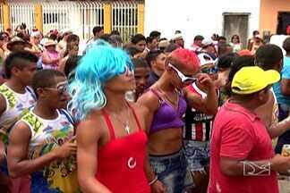 Veja a animação dos foliões no Carnaval do interior do Maranhão - Veja a animação dos foliões no Carnaval do interior do Maranhão.