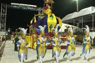 Terminou a segunda etapa dos desfiles das escolas de samba de São Luís - Terminou a segunda etapa dos desfiles das escolas de samba de São Luís.