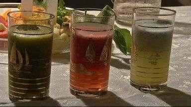 Sucos podem ajudar a hidratar o organismo depois da folia, diz nutricionista em MS - Sucos podem ajudar a hidratar o organismo depois da folia de carnaval, segundo orientação da nutricionista Jaira Maura Soares.