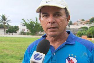 Técnico do Galícia fala sobre a partida desta quarta contra o Bahia - O treinador lembrou da vitória sobre o tricolor na primeira rodada do Baianão.