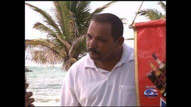 Na quarta-feira de cinzas, o bloco dos garçons deve tomar conta das ruas - O repórter Felipe Farias fala sobre o bloco que acontece na praia do Francês.