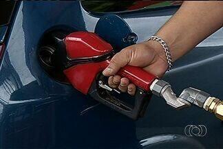 Aumento do preço da gasolina surpreende consumidores em Itumbiara - O reajuste no litro do combustível foi de R$ 0,20. Além disso, praticamente não há variação de preço entres os postos.