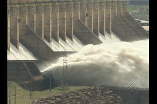 Nível do rio Tocantins deve subir ainda mais com as chuvas - Nível do rio Tocantins deve subir ainda mais com as chuvas previstas para os próximos dias.