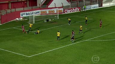 Veja os gols feitos no interior pelo Campeonato Mineiro - Villa Nova venceu o Minas Futebol, Tupi ganhou do Boa Esporte e a URT derrotou o Tombense.