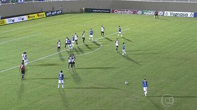 Cruzeiro goleia Nacional por 4 a 1 - Com a vitória, Raposa mantém, com folga, a liderança no Campeonato Mineiro.