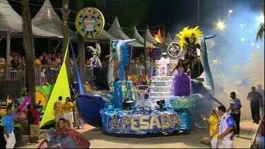 A Pesada é bicampeã do carnaval 2014 em Corumbá - Apuração do desfile das escolas de samba e dos blocos foi realizada na quarta-feira (5).