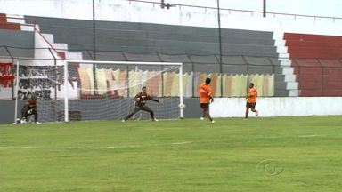 CRB poder ter volta de titulares no jogo contra o Coruripe - Partida vai ser realizada no sábado (8), no estádio Gerson Amaral.