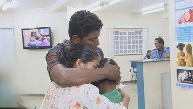 Crianças que estavam desaparecidas no interior do AM são localizadas - Denúncia foi feita em Itacoatiara, e crianças estavam em Manaus.