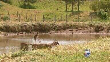 Nível do reservatório de Santa Rita do Passa Quatro, SP, aumenta - Nível do reservatório de Santa Rita do Passa Quatro, SP, aumenta.