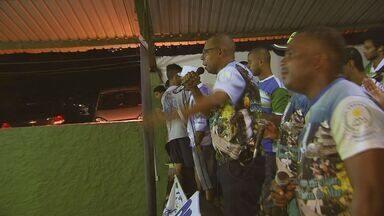 Unidos dos Morros é campeã do carnaval de Santos - Escola venceu pela primeira vez em 36 anos