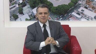 No AM, advogado fala sobre direito de família e faz alerta em relação a pensão alimentícia - Marco Evangelista também esclareceu dúvidas de telespectadores.