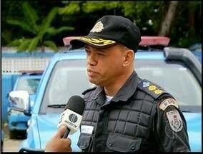 Comandante da PM fala sobre o aumento da violência no Carnaval da Região Norte Fluminense - Ele conta que foram feitas 35 prisões, inclusive de uma quadrilha qua assaltava caixa eletrónicos.