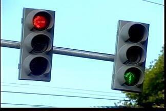Motoristas reclamam do trânsito no centro de Passo Fundo, RS - As mudanças realizadas nas ruas fazem parte do plano de mobilidade urbana da cidade.