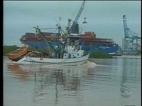 Pesca industrial de SC alcança recorde histórico - Pesca industrial de SC alcança recorde histórico