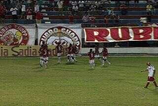 Sergipe vence na estreia da Copa do Brasil - Equipe do Sergipe vence na estreia da Copa do Brasil.
